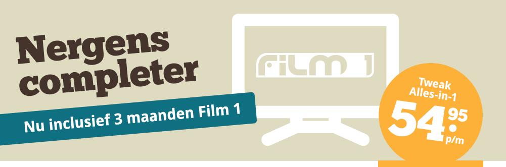 Tweak inclusief de eerste 3 maanden Film1